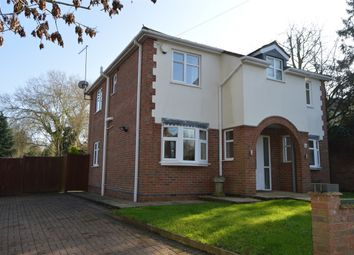 Thumbnail 4 bed detached house for sale in Burford Avenue, Abington, Northampton