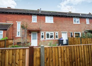 Thumbnail 3 bed terraced house for sale in Rectory Road, Deal
