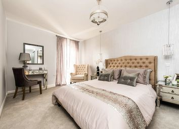 Thumbnail 3 bed flat for sale in Paragon Grove, Surbiton