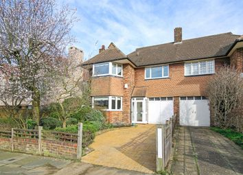 Thumbnail 4 bed semi-detached house for sale in Deepdene Road, London