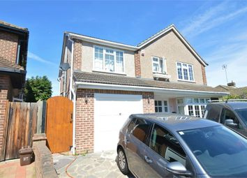 Thumbnail 1 bed flat to rent in Littlebrook Gardens, Cheshunt, Hertfordshire