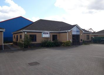 Thumbnail Office to let in Unit 4, Saxilby Enterprise Park, Saxilby, Lincoln, Lincolnshire