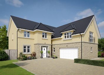"Thumbnail 5 bed detached house for sale in ""The Ranald"" at West Road, Haddington"