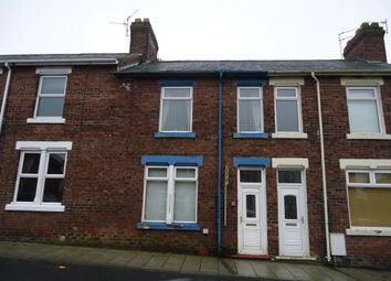 Thumbnail 2 bed terraced house to rent in Thickley Terrace, Shildon