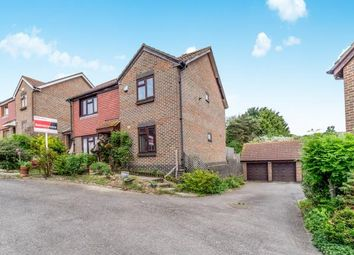 Thumbnail 4 bedroom detached house for sale in Peal Close, Hoo, Rochester, Kent