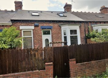 Thumbnail 4 bedroom terraced house for sale in Blackett Terrace, Sunderland