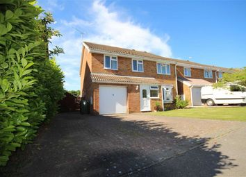 Thumbnail 5 bed detached house for sale in Cartwright Drive, Shaw, Swindon