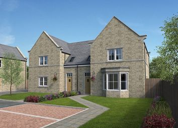 Thumbnail 3 bed semi-detached house for sale in Hawthorn Court, Peak Dale