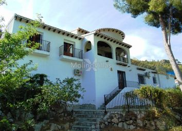 Thumbnail 3 bed villa for sale in Pego, Alicante, Costa Blanca. Spain