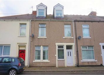 Thumbnail 4 bed terraced house for sale in Beecher Street, Blyth, Northumberland