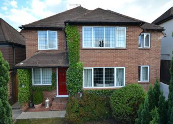 Thumbnail 4 bed detached house for sale in High View Road, Onslow Village, Guildford