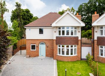 Thumbnail 4 bed detached house for sale in Timberslip Drive, Wallington