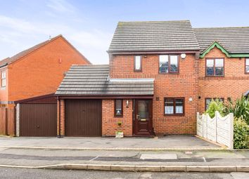 Thumbnail 3 bed end terrace house for sale in St. Michaels Way, Tipton