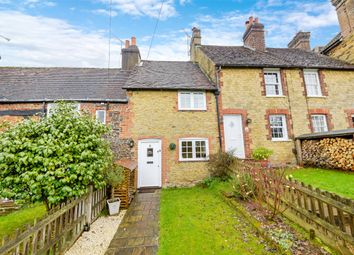 Thumbnail 3 bed terraced house for sale in Wolfs Row, Limpsfield, Surrey