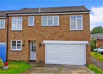 Thumbnail 4 bed end terrace house for sale in Stamford Avenue, Camberley