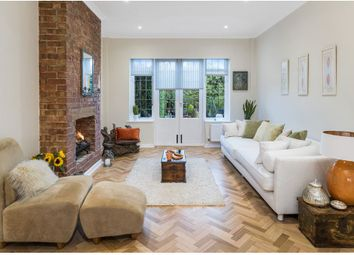 Thumbnail 5 bed semi-detached house for sale in Widecombe Way, Hampstead Garden Suburb