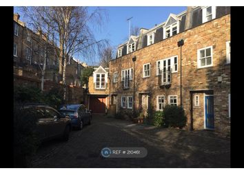 Thumbnail 3 bed terraced house to rent in Francis Terrace Mews, London