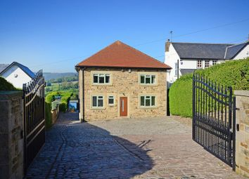 Thumbnail 4 bed detached house for sale in Millthorpe Lane, Holmesfield, Derbyshire