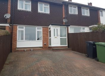 Thumbnail 3 bed terraced house to rent in Grandison Rise, Hereford