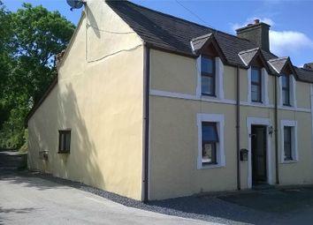 Thumbnail 2 bed end terrace house for sale in Penrhiwllan, Llandysul