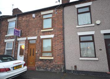 Thumbnail 2 bed terraced house to rent in Livingstone Street, Smallthorne, Stoke-On-Trent