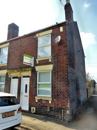Thumbnail 2 bed end terrace house to rent in Smithpool Road, Fenton, Stoke On Trent