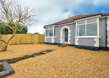 Thumbnail Bungalow for sale in Queens Road, Bishopsworth, Bristol