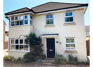 Thumbnail 4 bed detached house to rent in Oak Leaze, Bristol