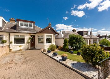 Thumbnail 4 bedroom semi-detached bungalow for sale in Marionville Crescent, Meadowbank, Edinburgh