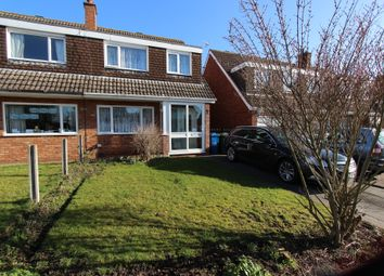 Thumbnail 3 bed semi-detached house to rent in Collett, Tamworth
