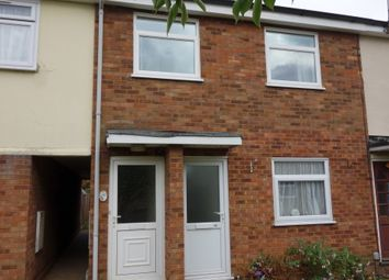 Thumbnail 1 bed flat to rent in Henstead Gardens, Ipswich, Suffolk