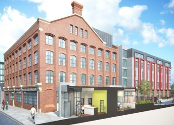 Thumbnail 1 bedroom flat for sale in Chadwick Court Industrial Centre, Chadwick Street, Liverpool
