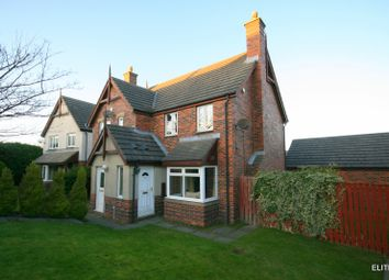Thumbnail 2 bed semi-detached house for sale in Pinders Way, Sherburn Hill, Durham