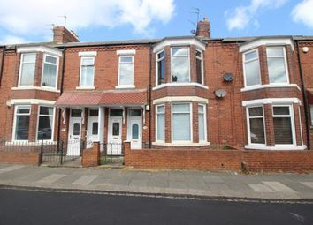 Thumbnail 3 bed flat for sale in St. Vincent Street, South Shields, Tyne And Wear