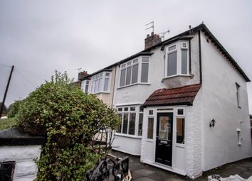 Thumbnail 3 bedroom semi-detached house for sale in Craigmore Road, Mossley Hill