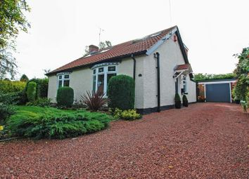 Thumbnail 4 bedroom detached bungalow for sale in Charles Avenue, Fawdon, Newcastle Upon Tyne