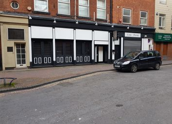 Thumbnail Pub/bar to let in New Bond Street, Leicester