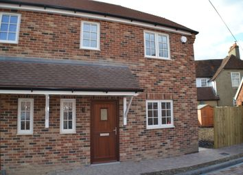 Thumbnail 3 bed semi-detached house to rent in Church Lane, Thatcham