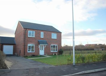 Thumbnail 4 bed detached house for sale in Russet Way, Bidford On Avon
