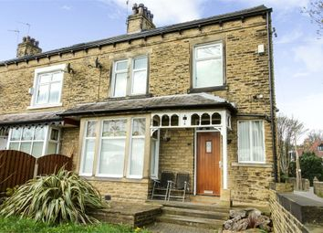 Thumbnail 5 bed end terrace house for sale in Frizinghall Road, Bradford, West Yorkshire