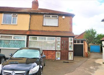Thumbnail End terrace house for sale in Woodstock Gardens, Hayes