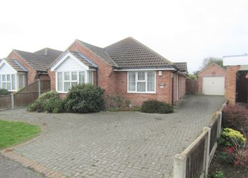 Thumbnail 3 bed detached bungalow to rent in Laxton Grove, Great Holland, Frinton-On-Sea