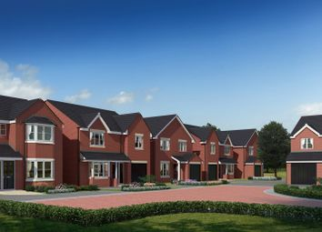 Thumbnail 4 bed detached house for sale in Pinfold Lane, Mickletown Methley, Leeds