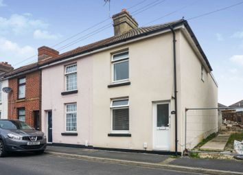 Thumbnail 3 bed end terrace house for sale in Elson Road, Gosport