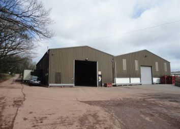 Thumbnail Industrial to let in Bow, Crediton