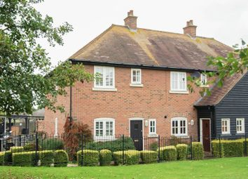 Thumbnail 2 bed terraced house for sale in Gardners Close, Ash, Canterbury