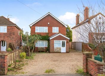 Thumbnail 3 bedroom detached house for sale in Wroxham Road, Sprowston, Norwich