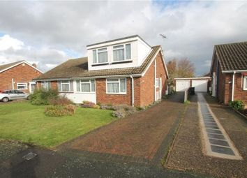 Thumbnail 3 bed semi-detached house to rent in Ash Crescent, Higham, Rochester
