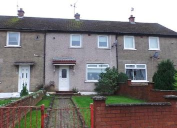 Thumbnail 2 bed terraced house for sale in Rhind Street, Coatbridge
