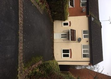 Thumbnail 3 bed semi-detached house to rent in Malham Way, Oadby, Leicester
